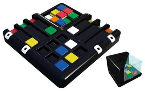 Код Рубика - Rubiks Code