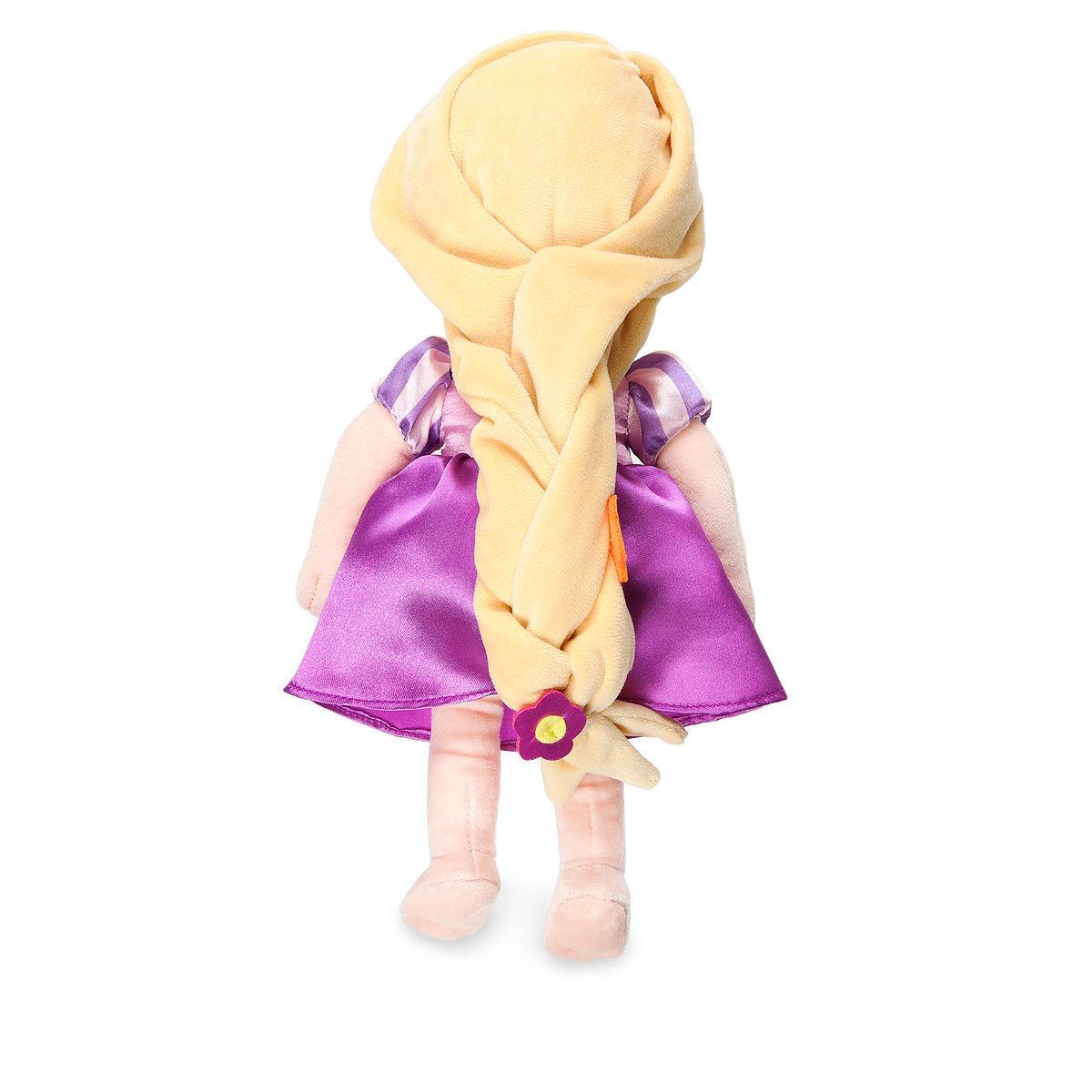 Мягкая кукла Рапунцель «Disney Animators» - 30 см