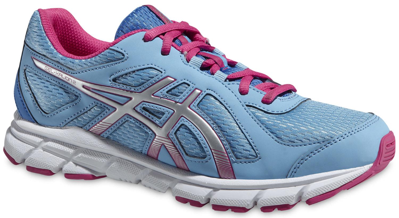 Детские беговые кроссовки для девочек Asics Gel Xalion 2 GS Детские (C439N 4193) фото