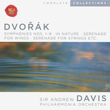 Antonin Dvorak / Symphonies Nos. 1-9, In Nature, Serenade For Winds, Serenade For Strings, Etc. (7CD)