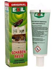Комплект 6 шт. Гель для уничтожения тараканов Exil Schaben Paste 75г.