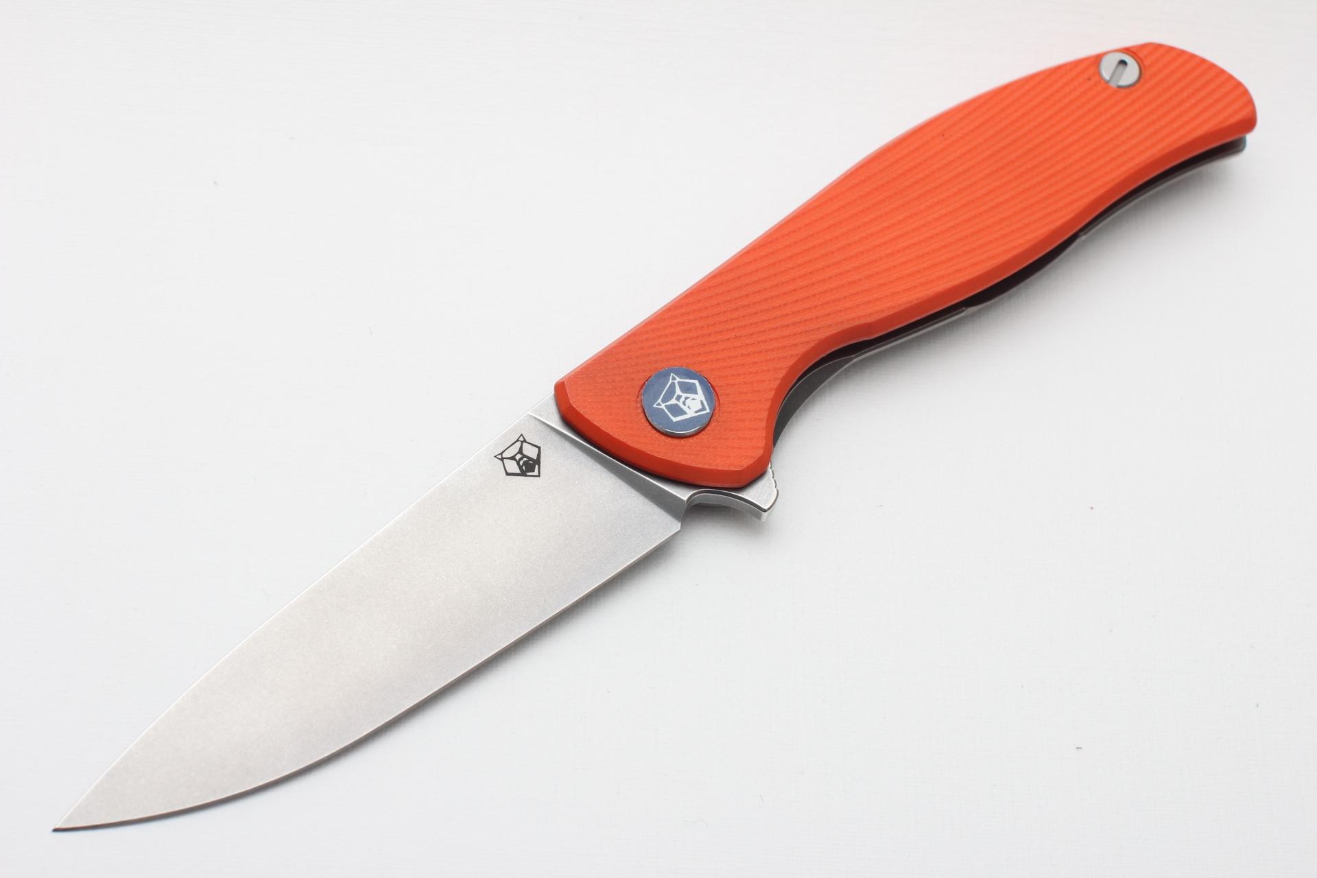 Нож Широгоров Хати М390 - фотография