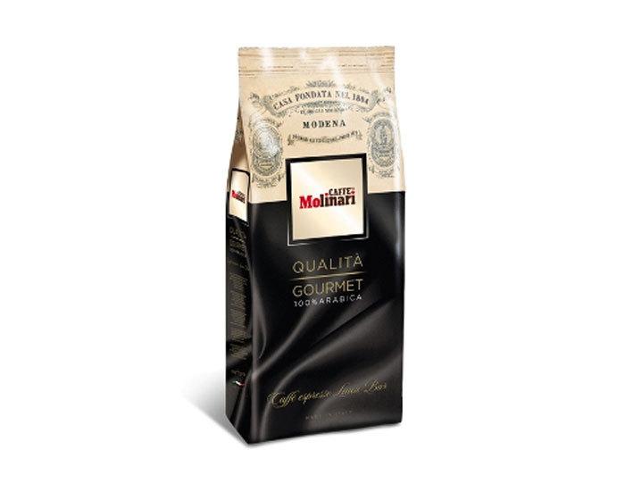 Кофе в зернах Molinari GOURMET, 100% арабика, 1 кг