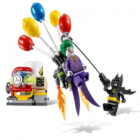 Минифигурки набор Побег Джокера на воздушном шаре