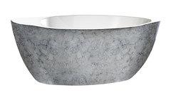 Акриловая ванна Lagard VERSA Treasure Silver 174х84 см