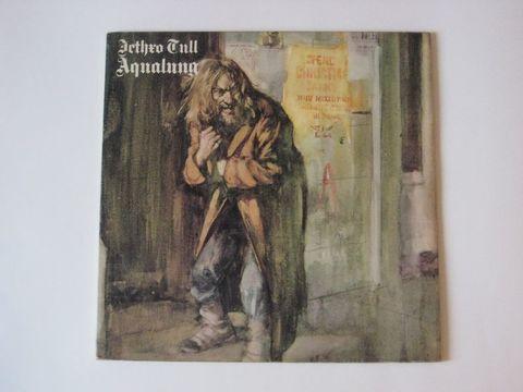 Jethro Tull / Aqualung (LP)