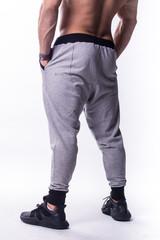 Мужские брюки Nebbia AW 731 grey