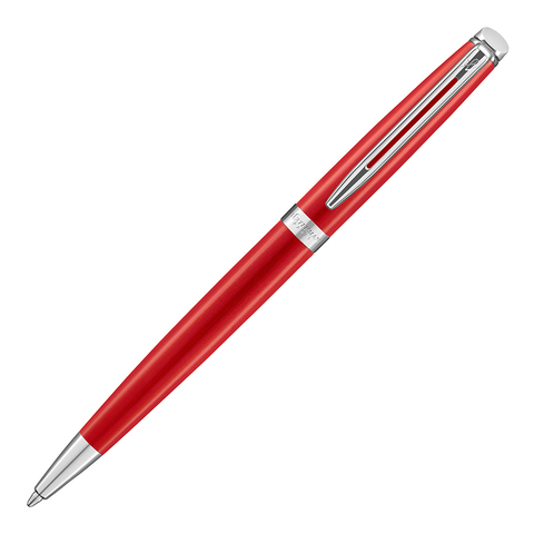 Waterman Hemisphere - Essential Comet Red CT, шариковая ручка, М