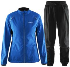 Женский костюм для бега Craft Prime Run 1903171-1336-1904744-1999 синий