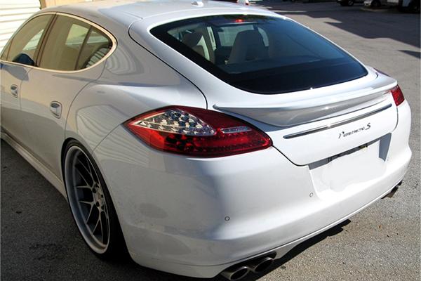 Купить спойлер Panamera Porsche SpeedArt Style 2010-2012г