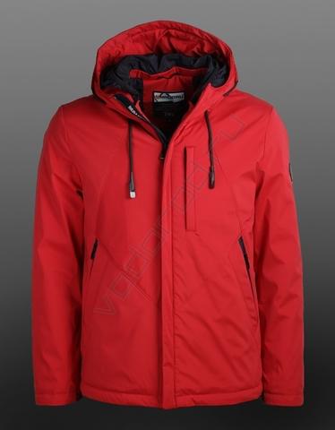 Куртка демисезонная MALIDINU 18739 (красная)
