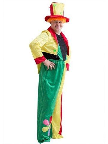 Костюм Клоуна в пиджаке Цветик
