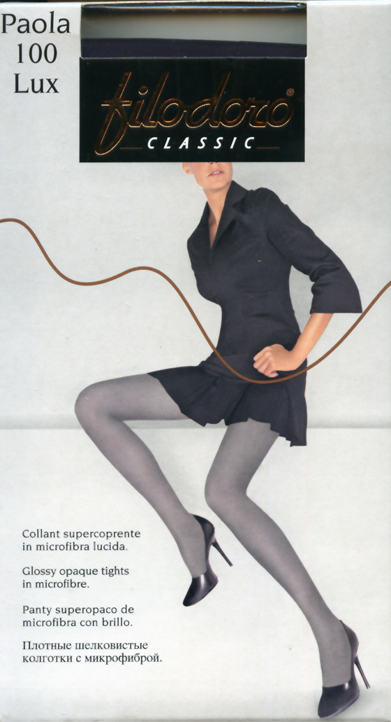 Колготки Filodoro Classic Paola Lux 100