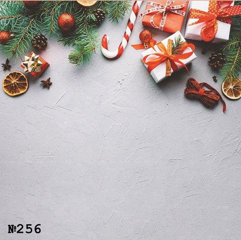 Фотофон виниловый «Новогоднее настроение» №256