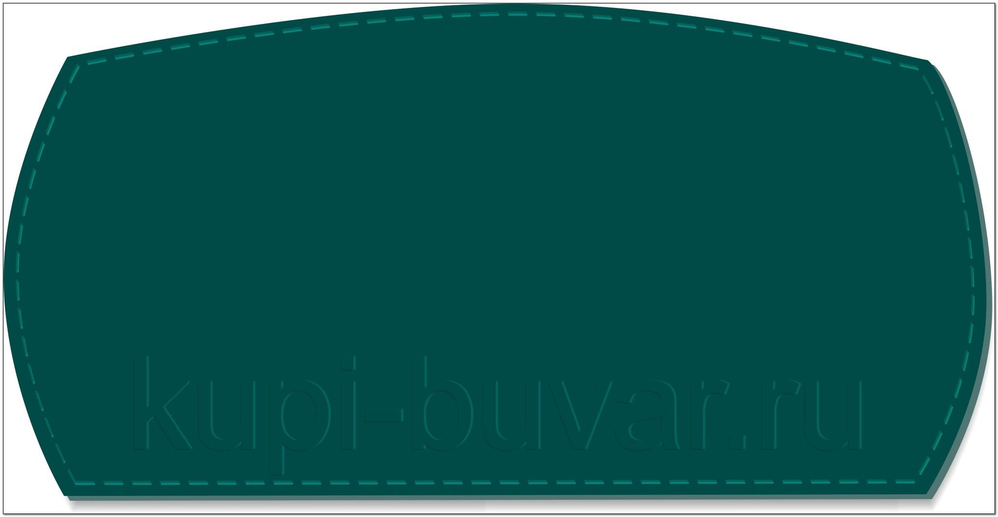 кожаный бювар - подложка на стол Лондон-12