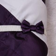 Летний конверт Beauty (фиолетовый)