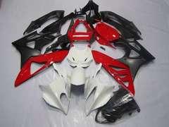 Комплект пластика для мотоцикла BMW S1000RR Бело-Красно-Чёрный 12-14, HP4 12-14