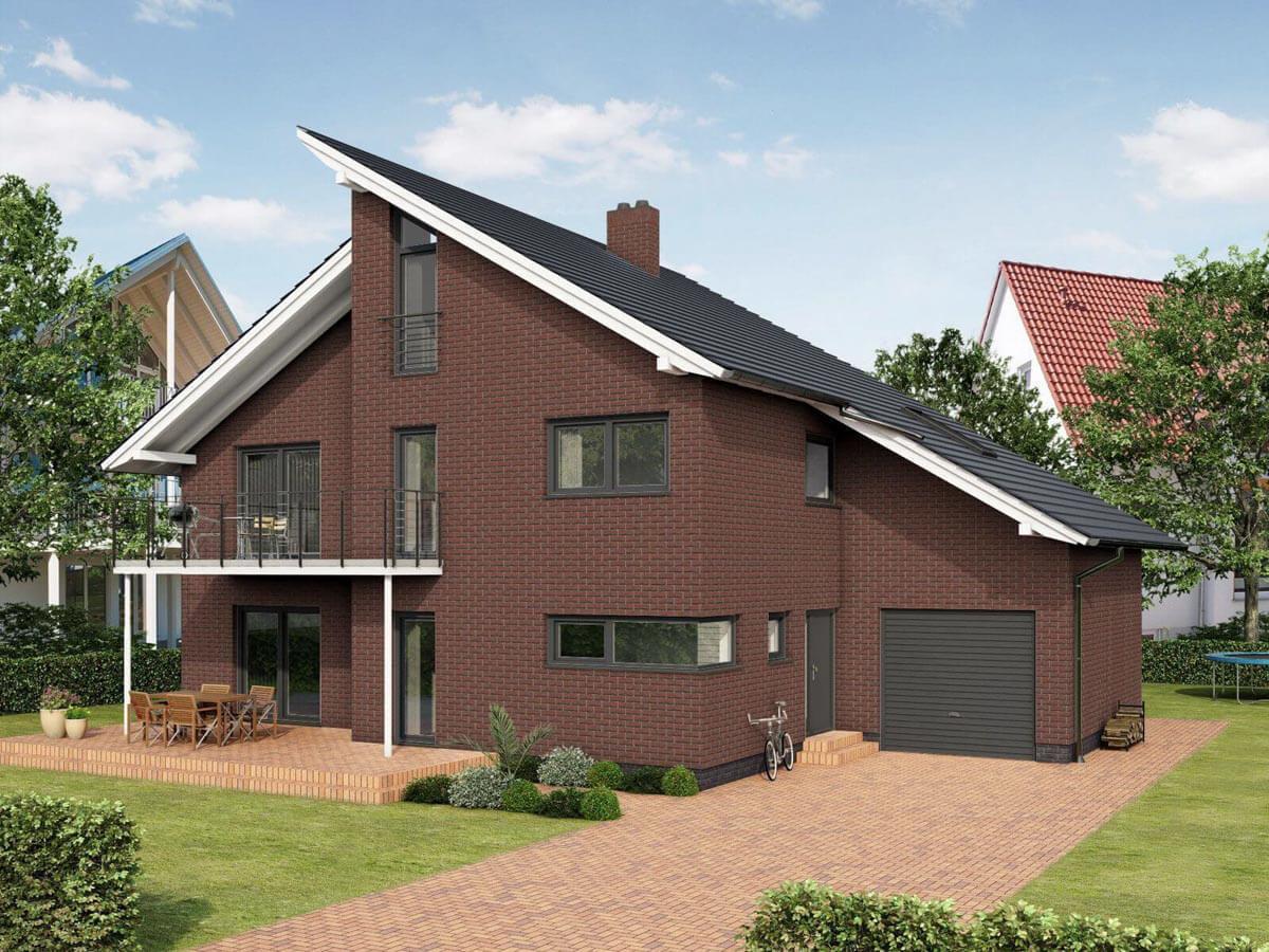 Feldhaus Klinker - R555NF9, Classic Terra Antic Mana, 240x9x71 - Клинкерная плитка для фасада и внутренней отделки