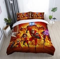 Суперсемейка постельное белье детское