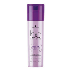 Бaльзaм-кoндициoнep для глaдкocти вoлoc Schwarzkopf BC Bonacure Keratin Smooth Perfect Conditioner