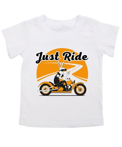 Мотокид, Футболка Just Ride