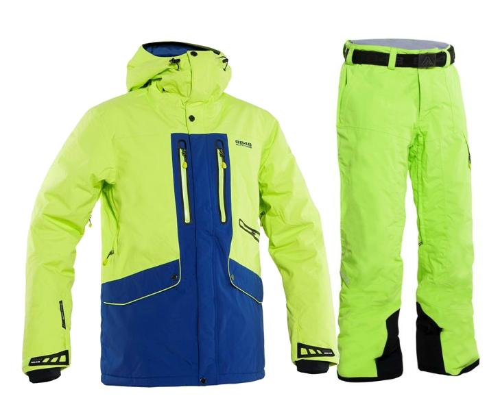 Горнолыжный костюм 8848 Altitude Ledge/Base 67 (792183-793583) мужской