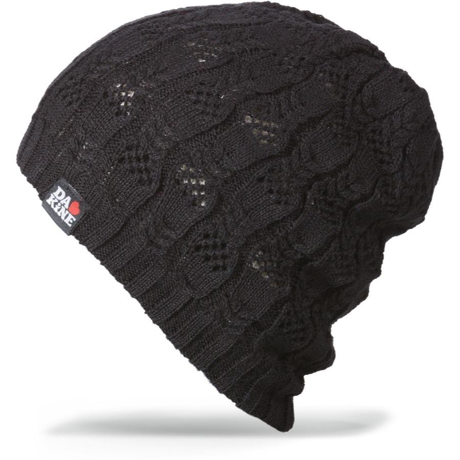 Женские шапки Шапка-бини вязаная Dakine Ivy 000 Black 26.jpg