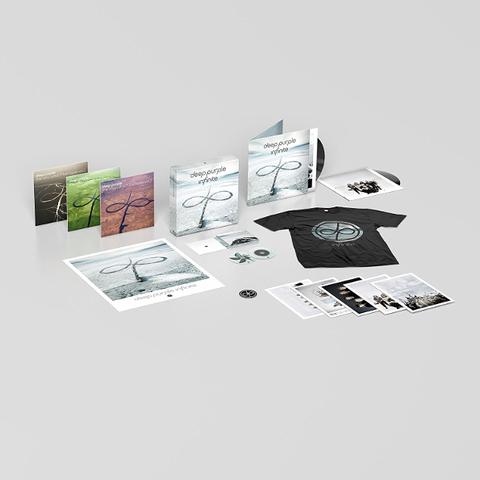 Deep Purple / Infinite (Deluxe Boxset Edition)(2LP+3x10