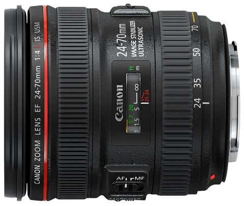 Canon EF 24-70mm f/4L IS USM (JAPAN)