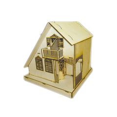 Кукольный домик из фанеры