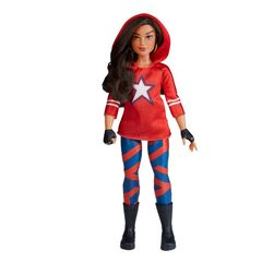 Патриот Америка на тренировке - America Chavez Training Outfit, Hasbro