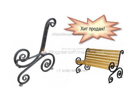 Боковина скамейки