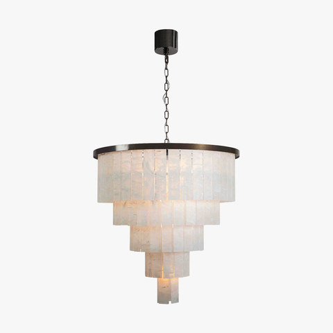 replica light  HANOVER SQUARE CHANDELIER by BELLA FIGURA