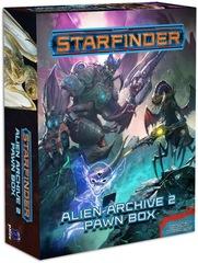 Starfinder Pawns: Alien Archive 2 Pawn Box