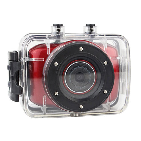 ACTION CAMCORDER HD