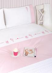 Детское постельное белье в кроватку Luxberry IceCream