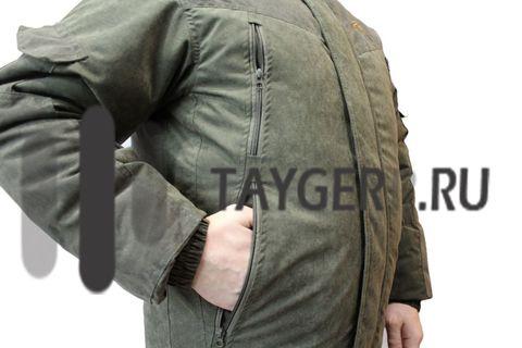 Костюм зимний Диверсант -35С (ткань: Таслан мембрана) TAYGERR Тайгер