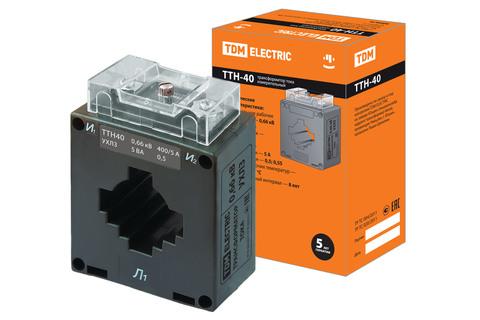 ТТН  40/400/5- 5VA/0,5-Р TDM