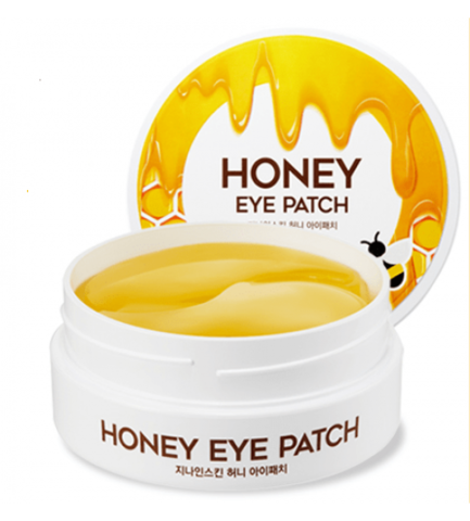BERRISOM G9 Eye Патчи для глаз гидрогелевые с медом  G9SKIN Honey Eye Patch 30 пар