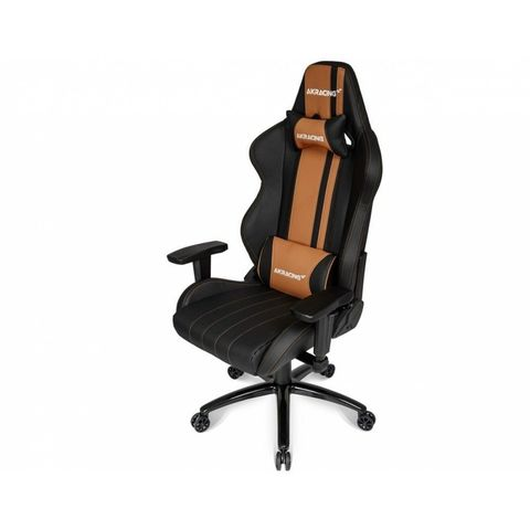 Игровое Кресло AKRacing RUSH (AK-RUSH-BW) black/brown