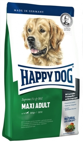 Happy Dog Adult Maxi 4 кг