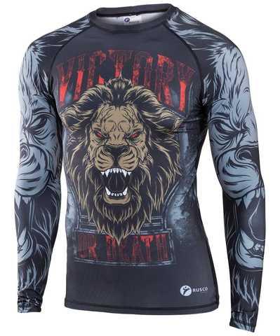 Рашгард для MMA Lion, взрослый