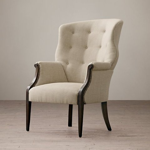 Кресла Кресло Restoration Hardware Фрейлин kreslo-restoration-hardware-freylin-ssha.JPG