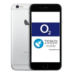 UK - O2/Tesco iPhone 4/4S/5/5C/5S/6/6+