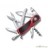 Нож перочинный Victorinox EvoGrip 85мм 15 функций красно-чёрный (2.3913.SC) нож перочинный victorinox evogrip s18 2 4913 sc8 85мм 15 функций жёлто чёрный