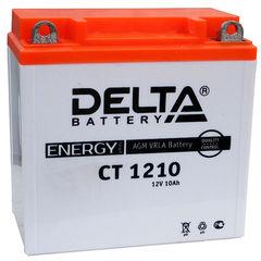 Аккумулятор DELTA 12V 10Ah (CT1210)