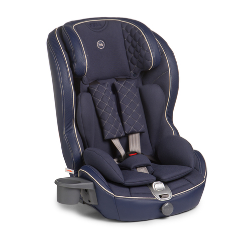 Автокресло Happy Baby Mustang Isofix Blue