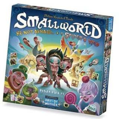 Small World Race Collection: Be Not Afraid & A Spider Web
