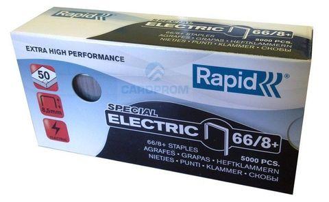 RPD5523 - Скобы Rapid 66/8 (5000 шт.)