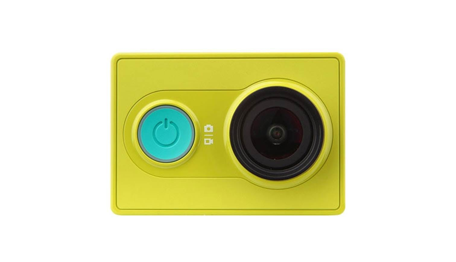Камера Xiaomi Yi Action Camera Green Basic Edition